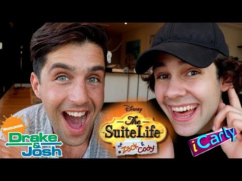 GUESS THE CHILDHOOD THEME !! w JOSH PECK