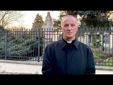 Bp Solarczyk do Młodych: Dziękuję za Wasze zaangażowanie i Waszą odpowiedzialność