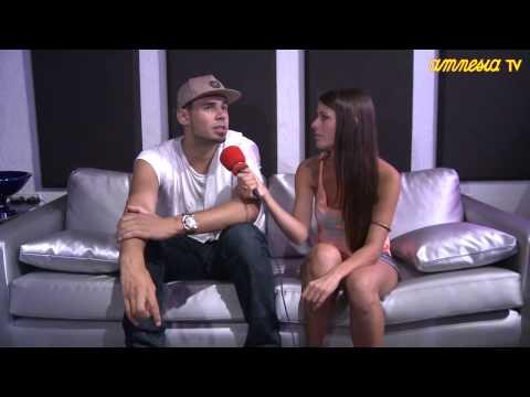 Afrojack at Amnesia Ibiza | Interview