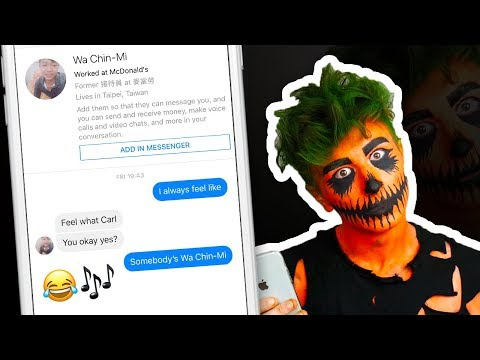 Pranking People with Song Lyrics | HALLOWEEN EDITION
