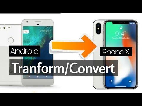 transform convert your android phone into iphone x easily youtube. Black Bedroom Furniture Sets. Home Design Ideas