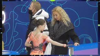 Акатьева выиграла короткую в финале Кубка России Петросян 2я Самоделкина 3я Жилина последняя