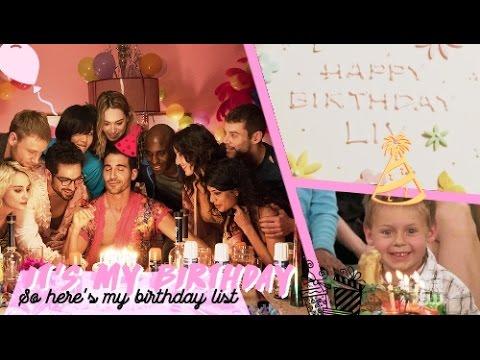 (´OωO)っ┌iiii┐ Smile | It's my birthday (wishlist)