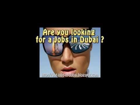 Hot Jobs In Dubai