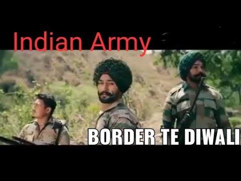 Border Te Diwali : Mangal Mangi Yamla Os Vele Desh Nu Salam Kri Ammiye Latest Punjabi Song