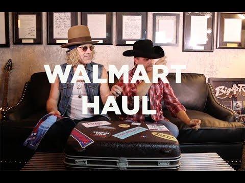 Walmart Haul - Big & Rich