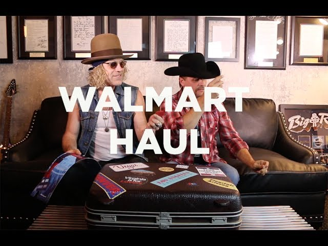 Walmart Haul - Big & Rich