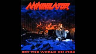 Annihilator - Bats in the Belfry [HD/1080p]