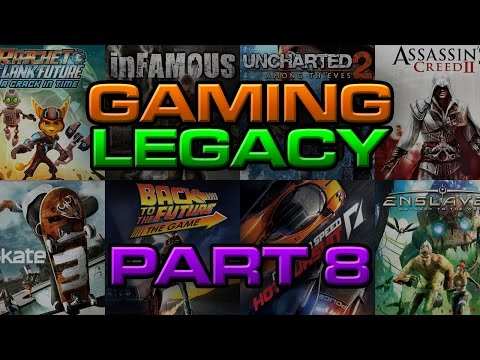 Gaming Legacy Part 8: 2009-2010