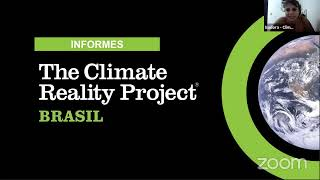 Encontro Nacional de Líderes da Realidade Climática: Edição Nordeste