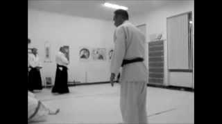 Zsolti 1 Dan Randori Iwama Ryu Aikido