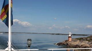 Aland islands Аландские острова (Ahvenanmaa)