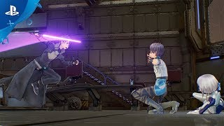 Sword Art Online: Fatal Bullet - Launch Trailer Teaser | PS4