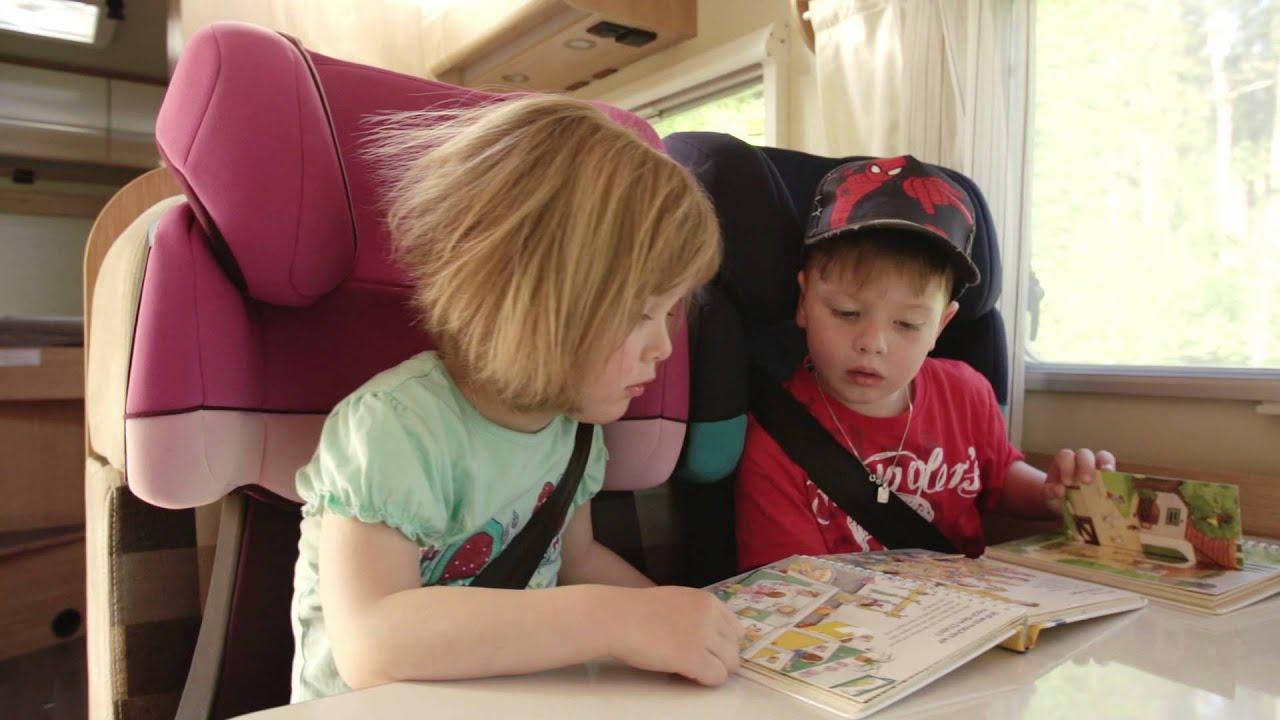 Sunlight Ratgeberfilme // Reisemobil-Tipps // Reisen mit Kindern