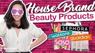 House Brand Beauty Products - Tried and Tested: EP154