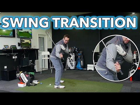 Golf Swing Fundamentals – Downswing Transition