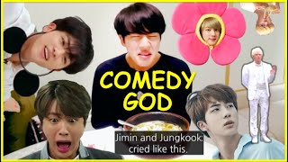 Comedy God Kim Seokjin