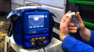 BCF Technology sheep scanning video 3 -- Ovi-Scan settings explained