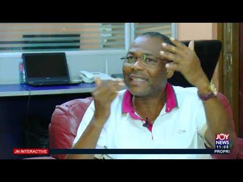 Artiste Royalties: Ghamro responds to Stonebwoy's complain - JoyNews Interactive (30-8-21)