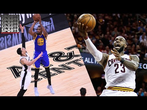 Who Needs the NBA Finals More: Kevin Durant or LeBron James?