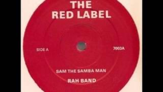 Rah Band - Sam The Samba Man