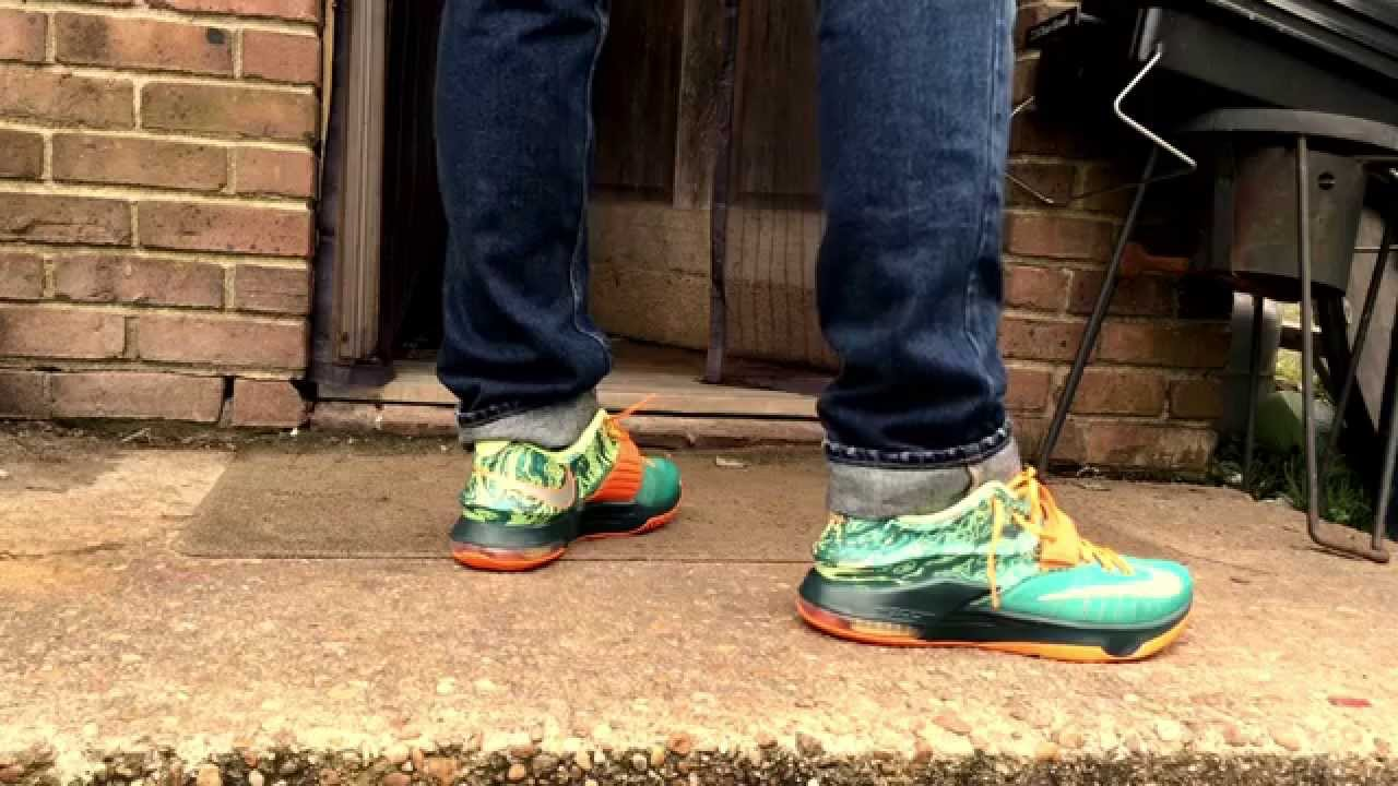 new arrival 65a80 97ab8 Nike KD 7