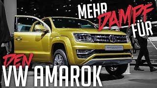 JP Performance - Mehr Dampf für den VW Amarok! | IAA 2017