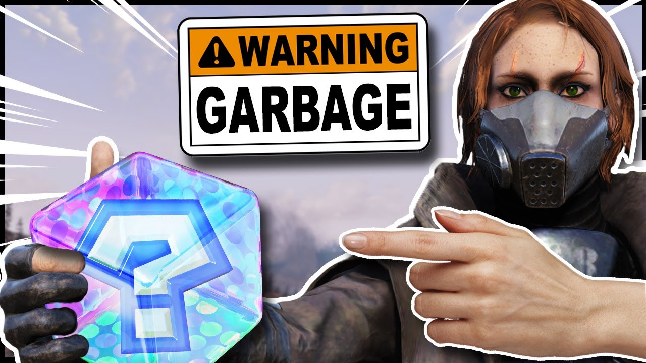 Painfully Crafting GARBAGE Legendary Weapons in Fallout 76