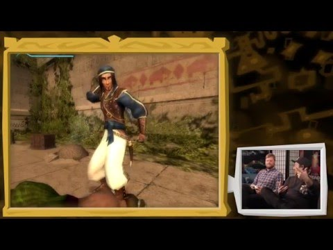 """Devs Play S2E03 · """"Prince of Persia: The Sands of Time"""" with Patrice Désilets and Greg Rice"""