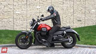 2015 Moto GUZZI 1400 AUDACE Essai AutoMoto
