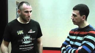 Алексей Олейник vs Джефф Монсон (видео)