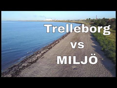 Trelleborg vs climate and environment. Trelleborg Kommun och miljön.