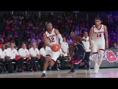 Highlights: 2017-18 Men's Basketball vs Arizona (Battle 4 Atlantis)