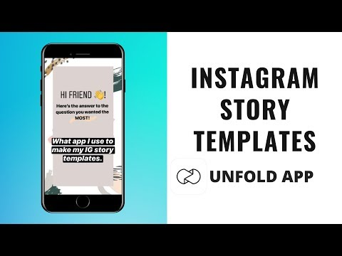 Unfold — Create Stories at AppGhost com