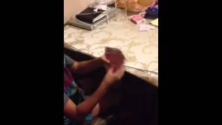Cool magic card trick