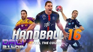 Handball 16 PC UltraHD 4K Gameplay 60fps 2160p
