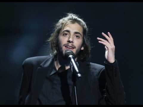 Salvador Sobral wins Eurovision Contest 2017 for Portugal with sensitive song in Kyiv