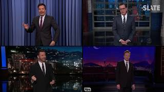 connectYoutube - The Hidden Formula Behind Almost Every Joke on Late Night
