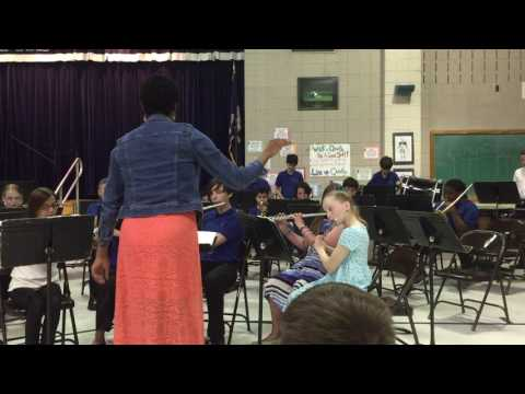 The Tempest - Tchefuncte Middle School Intermediate Band - May 2017