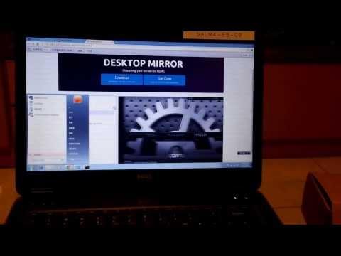 Desktop Mirror on QNAP