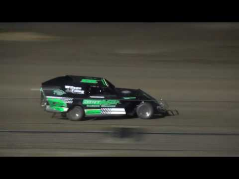 Albert Auto Night Modified B-Main 2 Independence Motor Speedway 9/17/16