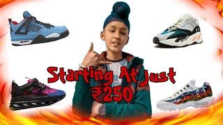 Cheapest Branded Shoes In IndiaAll India ShippingGucciAdidasVersaceJordan