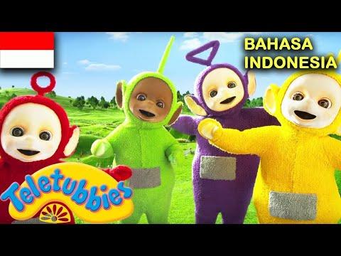 ★teletubbies-bahasa-indonesia★-bayi---bersembunyi---gelembung- -kartun-lucu-kompilasi-baru-2019
