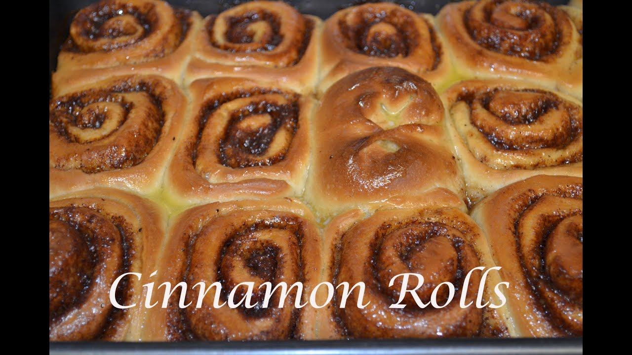 Cinnamon Rolls Filipino Version Youtube