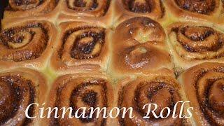 Cinnamon Rolls (filipino Version)