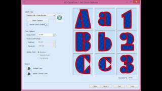 Husqvarna Viking Quick Font Software - Unlimited Fonts to Embroider for Free