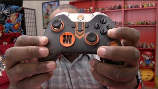 BLACK OPS 3 CUSTOM Xbox One Elite Controller UNBOXING!