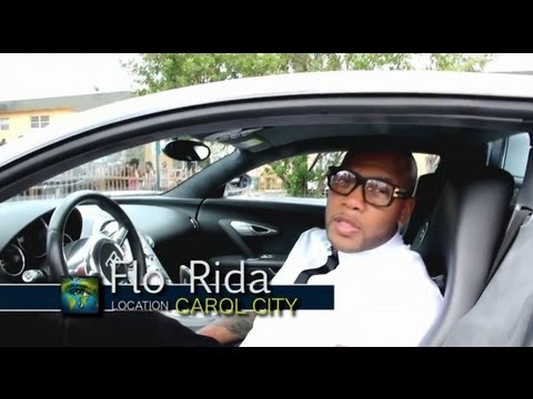 Flo Rida -  I Cry - Behind The Video - Behind the Video: Flo Rida - I Cry