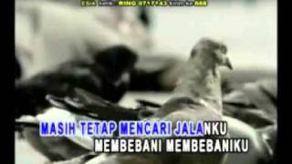 Peterpan - Membebaniku  With Lyric