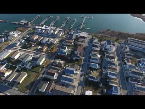 West Wildwood Drone footage